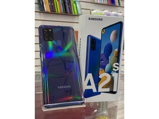Samsung A21S, Smart Solutions Repair Puerto Rico
