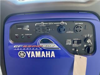 Yamaha 3000Watts, iPOWER GENERATOR Puerto Rico