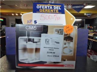 Miele automáticamente machine, La Familia Casa de Empeño y Joyería-Mayagüez 1 Puerto Rico