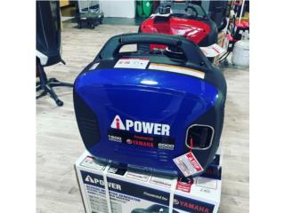 La Súper Silenciosa Inverter iPower 2000/1600, iPOWER GENERATOR Puerto Rico