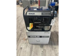 Kohler 2.8 watts, iPOWER GENERATOR Puerto Rico