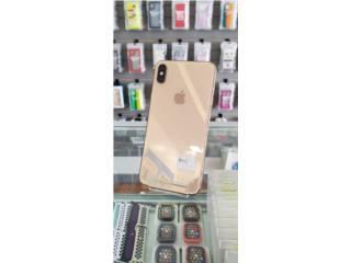 Iphone XS Max Rose Gold Unlock, Iphone FACTORY Puerto Rico