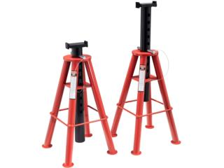 10-Ton, High Height, Pin Type, Jack Stands, ECONO TOOLS Puerto Rico