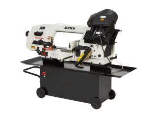 Metal Cutting Band Saw 7in. x 12in., 1 1/2 HP, ECONO TOOLS Puerto Rico