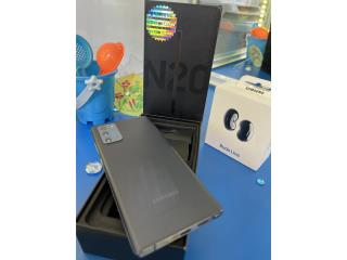 Samsung Note 20 + Buds Live , LA FAMILIA VEGA BAJA 1 Puerto Rico