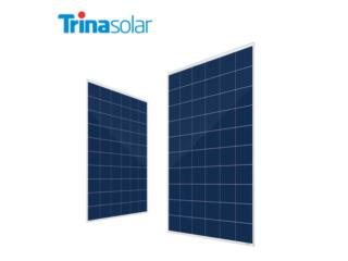 Panel Solar Trina Solar 275W Poly, MAXIMO SOLAR INDUSTRIES Puerto Rico
