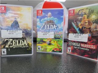 Variedad de juegos nintendo switch , La Familia Casa de Empeño y Joyería, Ave. Barbosa Puerto Rico