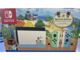 Nintendo Switch Especial Edición , La Familia Casa de Empeño y Joyería-Ponce 2 Puerto Rico