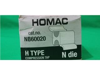 CONECTOR DE COMPRESION TIPO H NB60020 HOMAC, Salaberry Electric & Solar LLC Puerto Rico