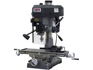 230-Volt 1 Phase Milling/Drilling Machine, ECONO TOOLS Puerto Rico