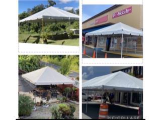 Bayamón Puerto Rico Muebles Sala, CARPAS COMERCIALES INDUSTRIALES ALUMINIO