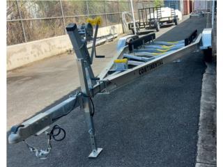 TRAILER DE BOTE 24'-25' , Reliable Equipment Corp. Puerto Rico
