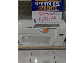 KENMORE 1.6 CU FT, La Familia Casa de Empeño y Joyería-Yauco  Puerto Rico