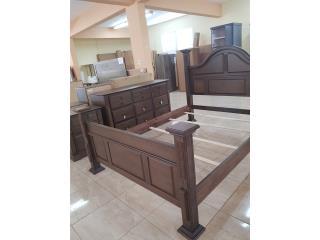 Juego de Cuarto Modelo 5249 Nelson, Dream Beds  Inc. Puerto Rico