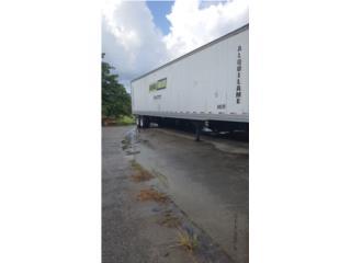 Vagon 45 pies high cube como nuevo, NEBRIEL ENVASES DE PUERTO RICO Puerto Rico