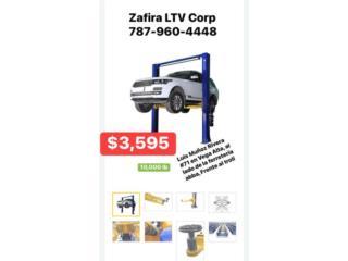 Pino Hidraulico (Two Post Hidraulic ) $3,595., Zafira LTV Service Corp. Puerto Rico