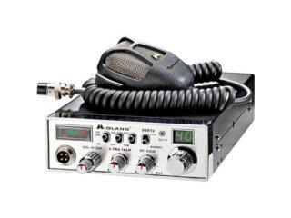 Midland Radio 40 canales, Spy Gallery Puerto Rico