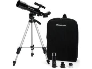 Telescopio Celestron Travel Scope 50mm, Spy Gallery Puerto Rico
