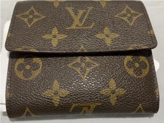 Wallet Louis Vuitton buen estado $295 !!!, La Familia Casa de Empeño y Joyería, Bayamón Puerto Rico
