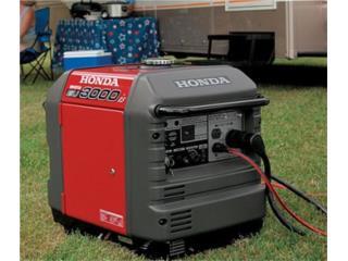 HONDA EU 3000 Prende con Boton $3000, Tech Factory USA Puerto Rico