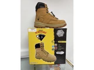 Zapatos de seguridad Herman Survivors size 9, LA FAMILIA MANATI  Puerto Rico