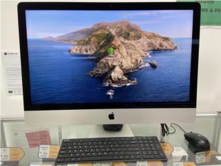 Computadora Apple mac, LA FAMILIA MANATI  Puerto Rico