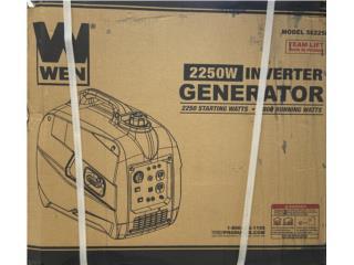 Generador Wen 2250 watts , LA FAMILIA MANATI  Puerto Rico
