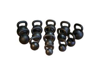 Cast Iron Kettlebells (BodySolid) 10lb a 30lb, Healthy Body Corp. Puerto Rico