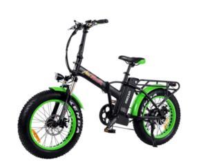 Bicicleta Eléctrica - Addmotor 150 P7 , Ebikes San Juan Puerto Rico