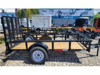 TRAILER 5x10 ANDERSON MULTIUSOS, Reliable Equipment Corp. Puerto Rico