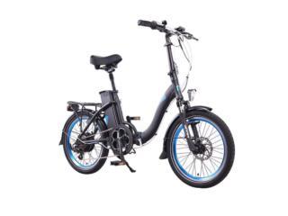 Bicicleta eléctrica: Magnum LowStep plegable, Ebikes San Juan Puerto Rico