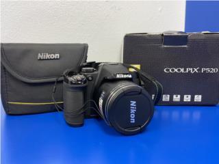 Nikon Coolpix P520, La Familia Casa de Empeño y Joyería-Ave Piñeiro Puerto Rico