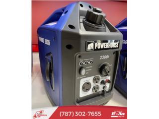 Generador Inverter Súper Silenciosa 2300Watts, Planet Honda GENERADORES Puerto Rico