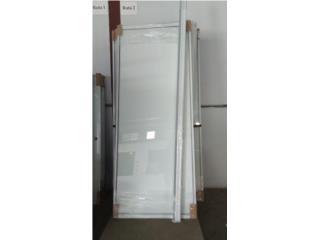 PUERTA DE CLOSET OXY WHITE 96 X 96 , Homesolution, Corp Puerto Rico
