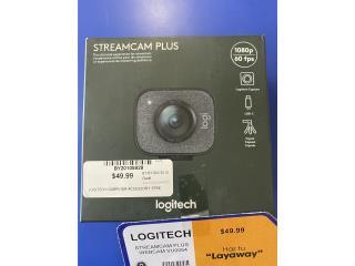 Logitech stream cam plus $50 aprovecha!, La Familia Casa de Empeño y Joyería, Bayamón Puerto Rico