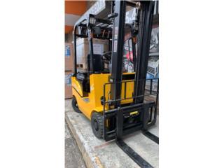 Forklift (eléctrico) 1.5 ton, COMERCIAL LA 14 Puerto Rico