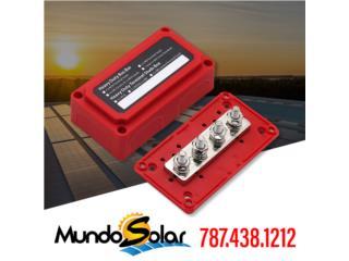 Busbar 300 amp (rojo), Mundo Solar Puerto Rico