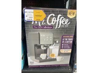 CAFETERA MR.COFFE ONE-TOUCH COFFEEHOUSE , LA FAMILIA CASA DE EMPEÑO FAJA Puerto Rico