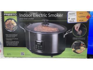 Electric Smoker , La Familia Casa de Empeño y Joyería-San Juan 2 Puerto Rico