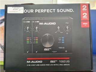 M-Audio air 192/6, La Familia Casa de Empeño y Joyería-Mayagüez 1 Puerto Rico