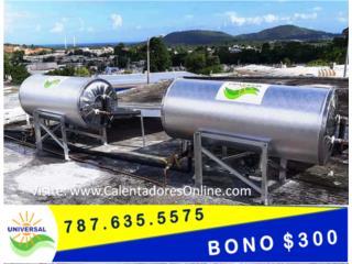 $300 DESCUENTO - UNICO APROBADO HURACANES, OFICINA_CENTRAL  VENTAS-SERVICIO (787) 635-5575 Puerto Rico