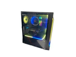PC GAMING: SAMA-LINE BLACK STEEL $1,149.99!!, E-Store PR Puerto Rico