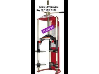 Extractor de Muelles  $1,249 Vega Alta, Zafira LTV Service Corp. Puerto Rico