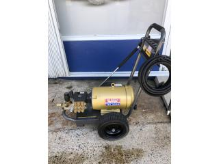 Electric Pressure Washer 2700 psi BE , DE DIEGO RENTAL Puerto Rico