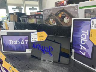 TABLET Samsung Galaxy Tab A7, LA FAMILIA CASA DE EMPEÑO FAJA Puerto Rico