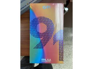 Telefono Blu G91 desbloqueado , LA FAMILIA MANATI  Puerto Rico
