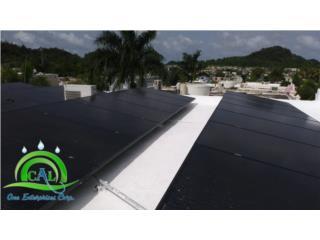 Sistema en Silicone con Garantia , CAL ONE ENTERPRISES 787-925-2222/ 787-635-2505 Puerto Rico