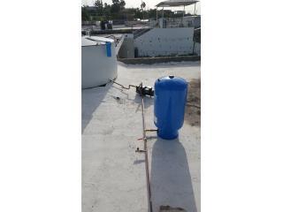 Cisterna para Agua, CHC Pro Services Puerto Rico