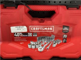 Craftsman 40pc. , LA FAMILIA CASA DE EMPEÑO FAJA Puerto Rico
