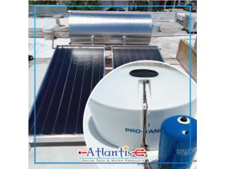 Las Piedras Puerto Rico Plantas Electricas, COMBO DE CISTERNA Y CALENTADOR SOLAR